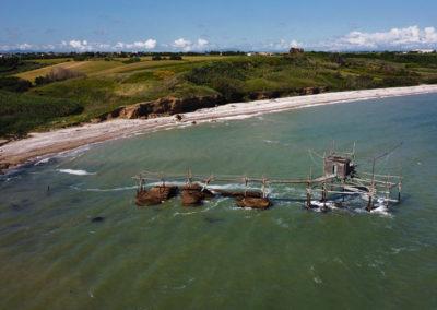 Trabocco di Punta Aderci